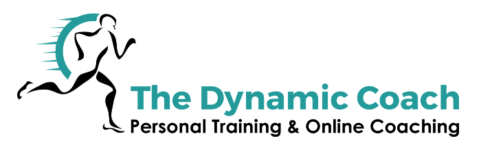 The Dynamic Coach horizontal logo
