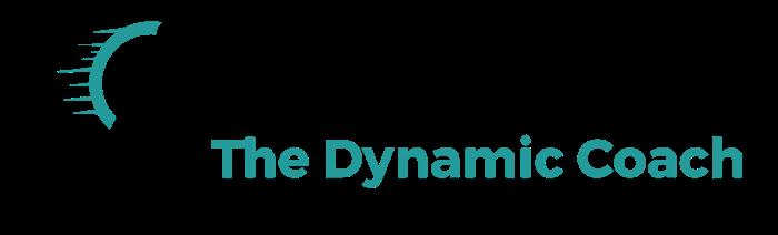 The Dynamic Coach horizontal logo