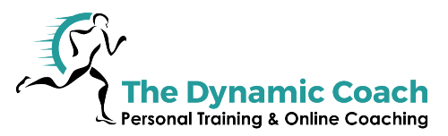 The Dynamic Coach horizontal tablet logo retina